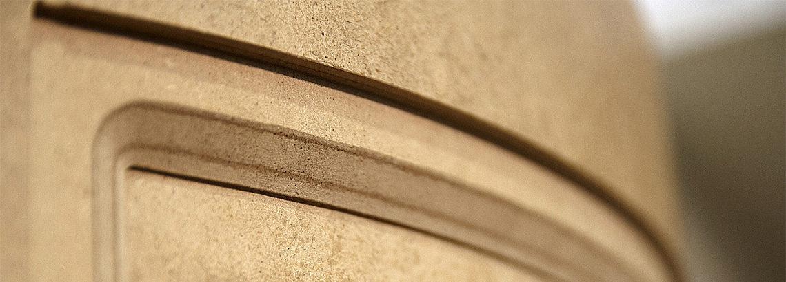 Радиусные фасады МДФ для мебели
